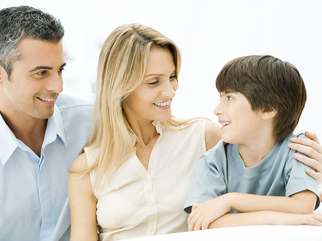 Child Custody, Visitation & Support